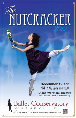 Ballet Conservatory Of Asheville Nutcracker