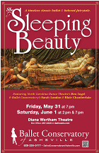 Ballet Conservatory Of Asheville Sleeping Beauty