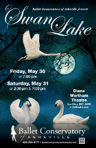 Ballet Conservatory Of Asheville Swan Lake
